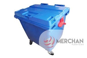 Container Plásticos 1000 Litros
