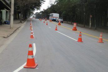 Você sabia que cada cone de sinalização tem uma funcionalidade?