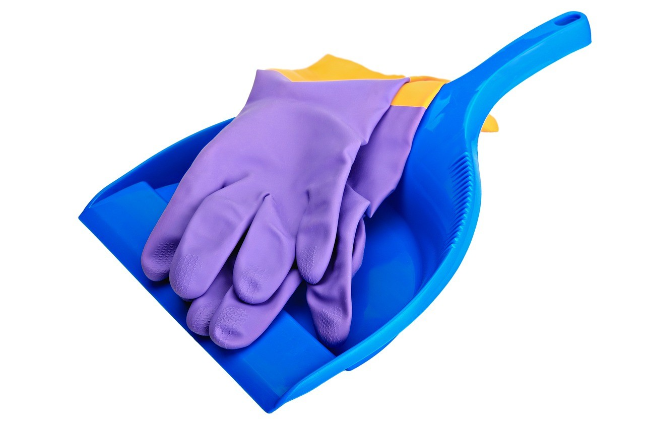 Itens de plástico são mais fáceis de higienizar