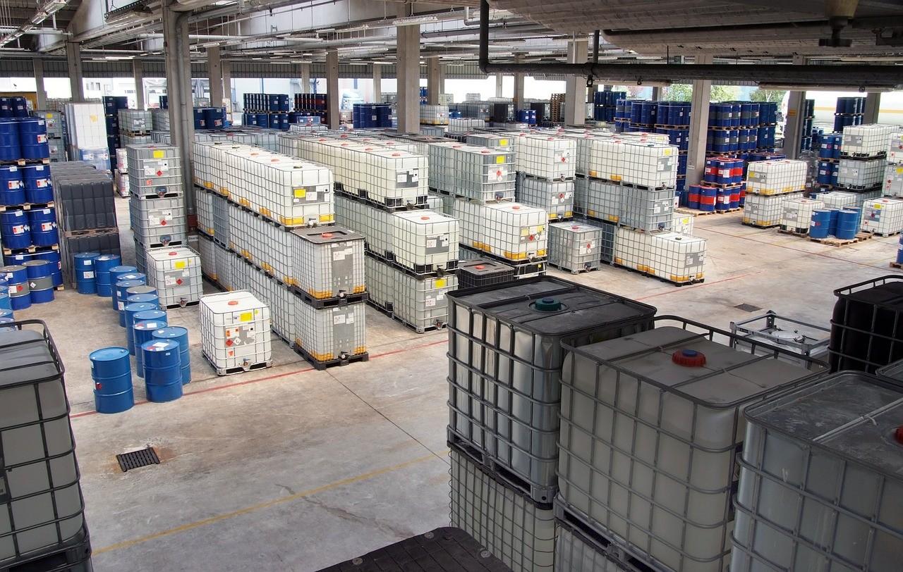 Pallet de contenção: solução segura para sua empresa