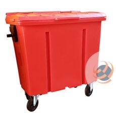 Container Plásticos 700 Litros